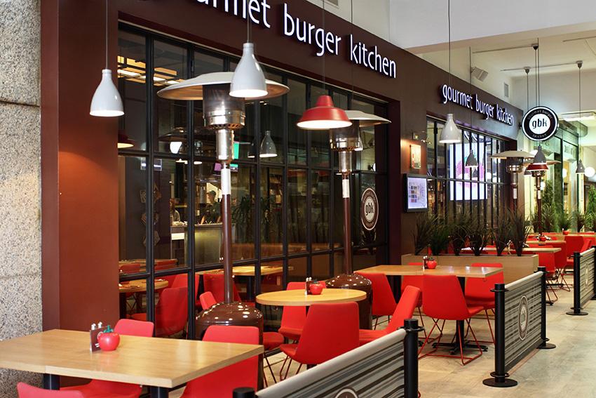Gourmet Burger Kitchen - Nişantaşı