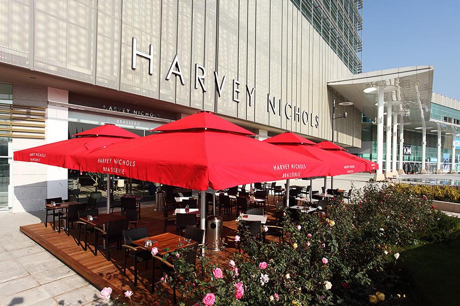 Harvey Nichols - Tanıtım Çekimi