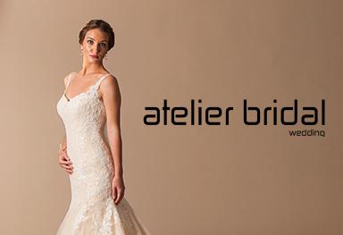 Atelier Bridal 2017 Yeni Gelinlik Modelleri Katalog Çekimi
